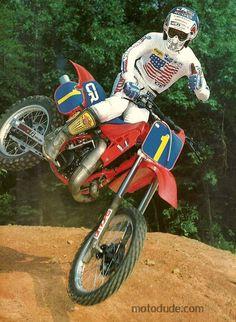 David bailey # Honda