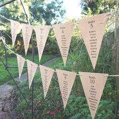 Wedding Seating Plan seating chart table plan seat plan in