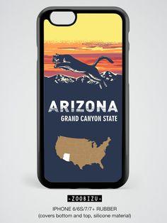 Arizona iPhone 7 Case Arizona State Samsung galaxy S7 Edge Case iPhone 5 Case Arizona iPhone SE Case iPhone 7 Plus Case iPhone 6 Plus Case by zoobizu from zoobizu. Find it now at http://ift.tt/2hTJU8t!