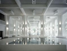 Gallery of Tamina Thermal Baths / Smolenicky & Partner Architecture - 14
