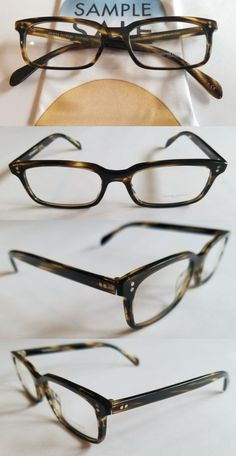 f14cdf2249f Authentic Oliver Peoples RX Eyeglasses Cocobolo Denison OV5102 1003 51-17- 140