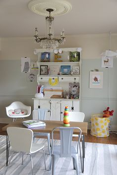 sweet playroom. Living With Kids: Trina McNeilly