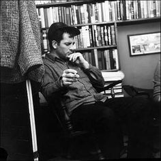 Northport's own Jack Kerouac. We had him as a resident for a few years.