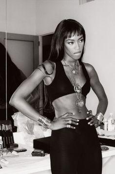 90s Naomi Campbell