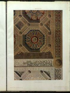 """Tavola 48 contenuta in """"Modelli d'arte decorativa"""", a. VI, fasc. 10, 1913"""