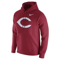 d059dd93743b Fleece Pullover (MLB Reds) Men s Hoodie