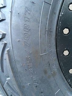 #ProComp tires for #JK in LT315/70R17