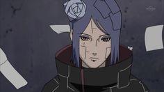 Konan from Naruto