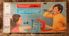 I had this very same version of Battleship! Loved the secrecy of it!