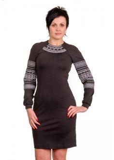 Плаття оздоблене бісером М-1012