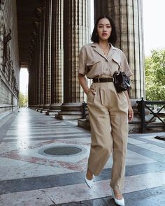 35 Fine Outfit Ideas Street Style To Wear Right Now outfit ideas street style, Accessories, Women Outfit, Outfit Ideas to Get Inspire, Trending Winter Outfit Winter Outfits, 30 Outfits, Spring Fashion Outfits, Look Fashion, Trendy Fashion, Fashion Trends, Fashion Women, Fashion Bloggers, Feminine Fashion