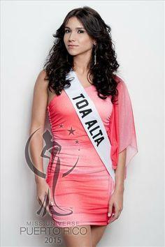 Miss Universe TOA ALTA, Karla Sofía Rodríguez. #MissUniversePuertoRico2015 #MUPR2015 #MissToaAlta #KarlaSofiaRodriguez