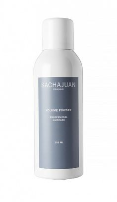 Half dry shampoo, half volumizing spray, this easy-to-use thickening spray from Sachajuan soaks up excess oils and boosts volume.