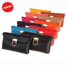 2015 Best selling Multifunction Women's Genuine Leather Handbags Clutch+Shoulder+Tote+Messenger Bags, 4 Wearing Ways, YB-YH6105