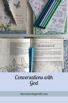 Conversations with God: Steps to a better quiet time - The Wateringwell Psalm 100, Psalms, Christian Magazines, Prayer Corner, Praise And Worship Music, Biblical Inspiration, Prayer Quotes, Feeling Overwhelmed, Conversation