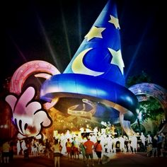 Disney's Hollywood Studios, i can just feel the magic through the computer even though its all the way across the country.. xx