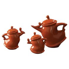 3 Piece Teapot Set