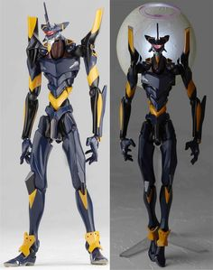 "furaipan: """" Release Date:early Feb-2014,Kaiyodo,Revoltech Yamaguchi,Neon Genesis Evangelion "" So I'm pre-ordering this…however… I do not need the Mark.06! (This is Kaworu's unit) Would someone like..."
