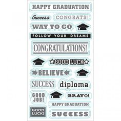 Sticko Plus Stickers - The Happy Graduate