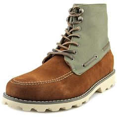Generic Surplus Generic Surplus M Mojave Men Round Toe Suede Green... ($25) ❤ liked on Polyvore featuring men's fashion, men's shoes, men's boots, green, shoes, mens round toe cowboy boots, mens green shoes, mens suede boots, mens shoes and mens suede shoes