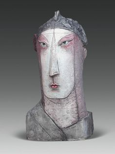 Wu Tong - 吴彤 Chinese Sculptor, figurative ceramic sculpture