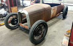 1928 Chevrolet Hot Rod Project - http://barnfinds.com/1928-chevrolet-hot-rod-project/
