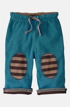 Mini Boden Reversible Pants (Infant) available at #Nordstrom
