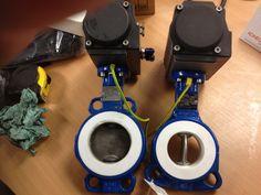 Ptfe valve failure on solvent coating Pero