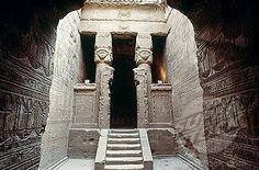 Temple of Hathur, Dandarah, Qina, Egypt