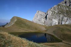 Drakolimni Tymfi (2500m)/ Δρακόλιμνη Τύμφης (2.050μ)