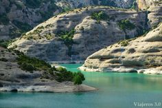 Embalse de #Vadiello, Parque Natural de la Sierra y los Cañones de #Guara, #Huesca, Spain