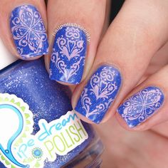 UberChic Beauty Collection 10 Stamping Plate Review
