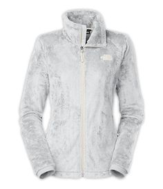 The North Face Women's Jackets & Vests WOMEN'S OSITO 2 JACKET - High Rise Grey XS