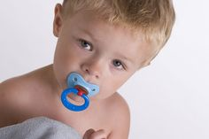 Habits:Thumb, finger, or pacifier sucking is normal in infants and toddlers up to the age of two – Avoid scolding children for these habits.