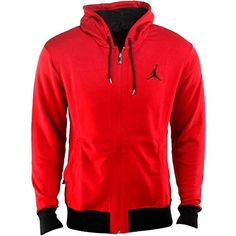 72f091da805f94 NIKE Nike Air Jordan All Around Full Zip Mens Hoodie.  nike  cloth