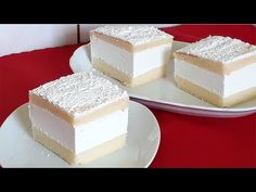 Vanilla Essence, Dessert Recipes, Desserts, Gelatin, Whipped Cream, Vanilla Cake, Cheesecake, Make It Yourself, Baking