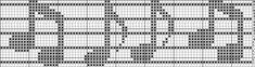 Free Music Filet Crochet Charts