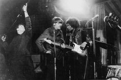 With Chas Chandler: The Marquee Club: London, England 1967-03-02