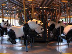 Panda carousel, Ocean Park Hong Kong | Flickr