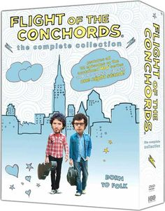 Flight of the Conchords -  The Complete Collection on DVD