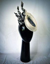 Percher-on-High Bridal, Hats, Design, Hat, Bride, Hipster Hat, The Bride