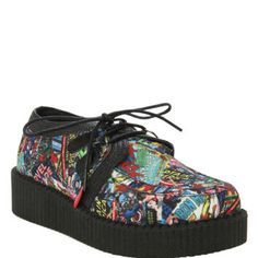 Marvel Comics Creeper Shoes