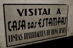Bom Jesus - Braga, Portugal