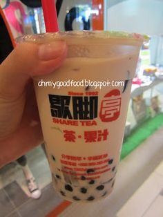 Share Tea - QQ Happy Family Milk Tea