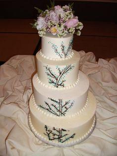 Ve done on pinterest cincinnati wedding cakes and fondant flowers