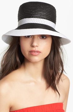 Nordstrom Down Brim Straw Hat available at  Nordstrom. Was   58.00 Now    28.9850 35713ae50528