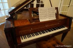Piano Pleyel chez Kenzo