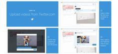 Cómo subir y editar vídeos desde la versión web de Twitter