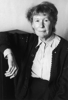 """17 December 1916 – 28 April 2000: Penelope Fitzgerald: """"Courage and endurance are useless if they are never tested."""""""