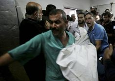 #StandWithIsrael CONFIRMED: #Hamas Rockets Bombed Palestinian Refugee Camp. Italian reporter Gabriele Barbati, who has now left #Gaza and is no longer under direct threat of retaliation by Hamas, is telling the truth about what's going on there. Hamas bombed the Palestinian camp in Shati – not Israel.